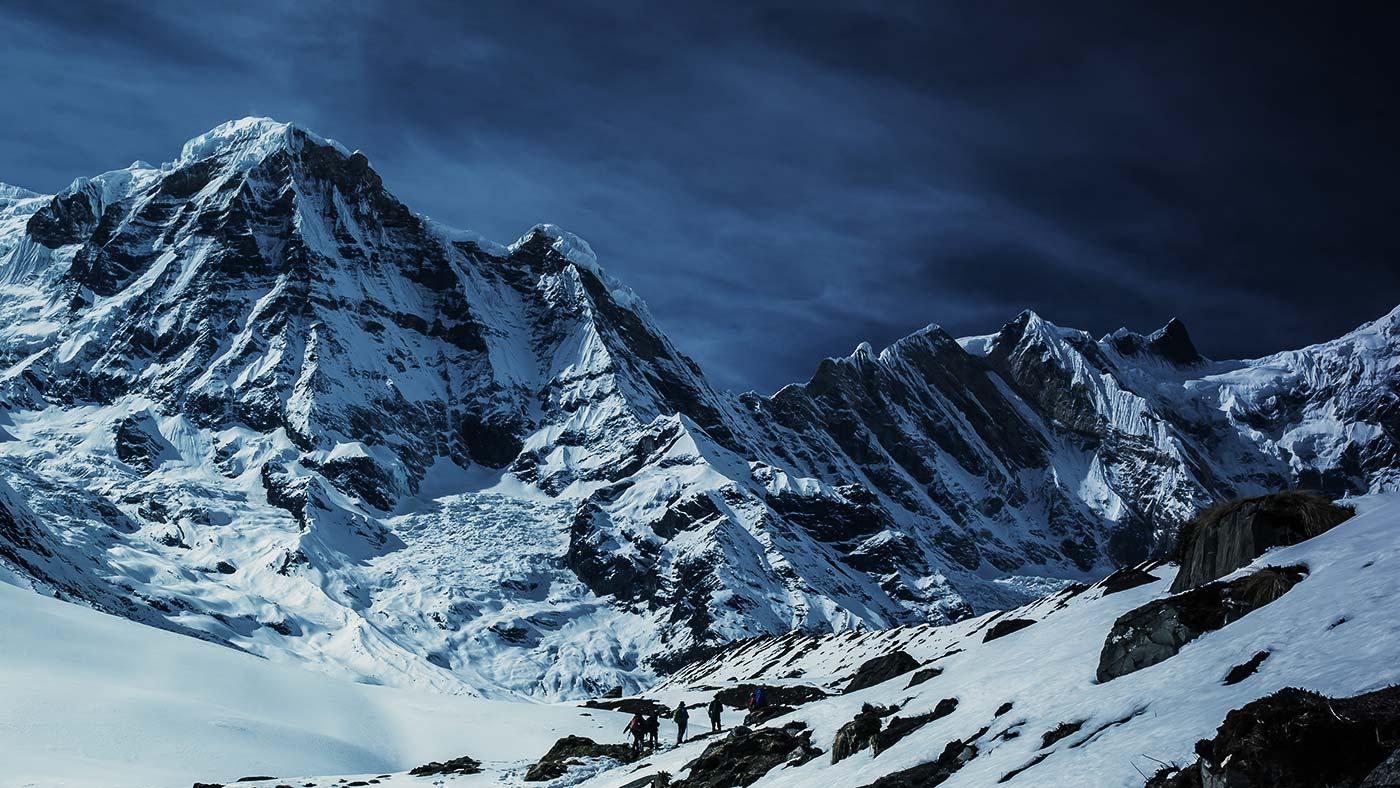 Journey Through the Alps